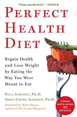 Perfect Health Diet - eBook  -     By: Paul Jaminet Ph.D., Shou-Ching Jaminet Ph.D.