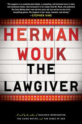 The Lawgiver - eBook  -     By: Herman Wouk