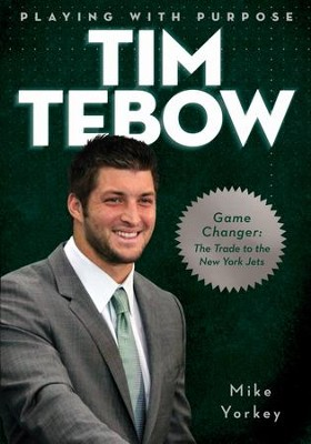 Playing with Purpose: Tim Tebow - eBook  -     By: Mike Yorkey