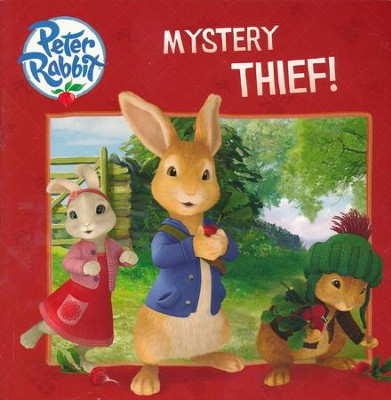 Peter Rabbit: Mystery Thief  -     By: Beatrix Potter