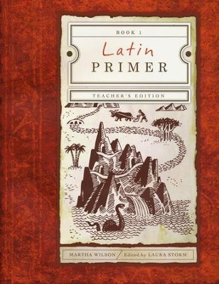 Latin Primer 1, Teacher's Text, 3rd Edition  - Slightly Imperfect  -     By: Martha Wilson