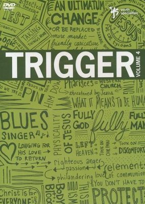 Trigger, Volume 4, DVD  -     By: Passenger Productions