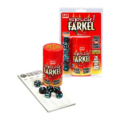 Spicy Farkel Dice Game   -