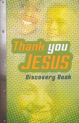 Thank You Jesus Discovery Book   -