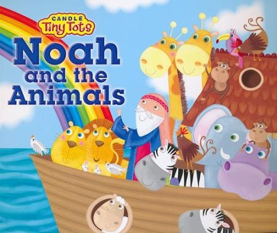 Noah and the Animals  -     By: Karen Williamson