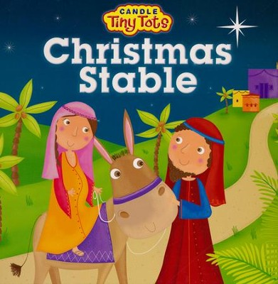 Christmas Stable  -     By: Karen Williamson