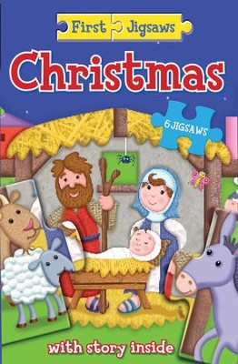 First Jigsaws: Christmas   -     By: Josh Edwards