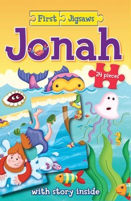 First Jigsaws Jonah  -     By: Josh Edwards     Illustrated By: Chris Imbleton-Hall