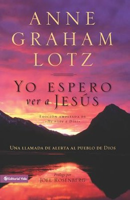 Yo espero ver a Jesus - eBook  -     By: Anne Graham Lotz