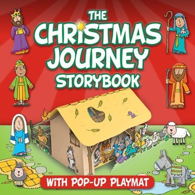The Christmas Journey Playmat  -     By: Juliet David