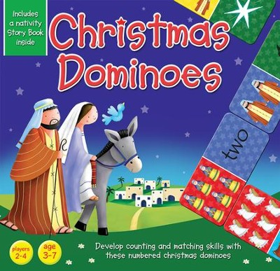 Christmas Dominoes  -     By: Juliet David
