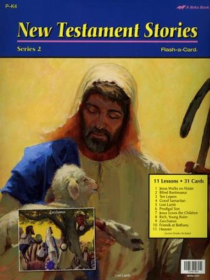 Abeka New Testament Stories Series 2 Book   -