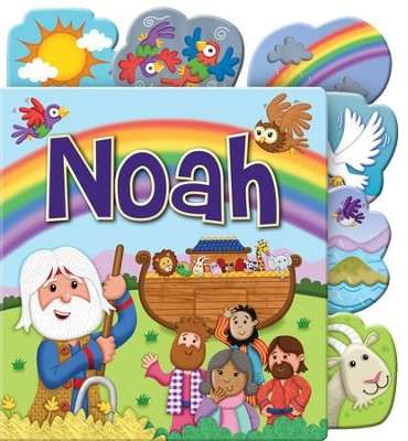 Noah and His Great Ark--Boardbook   -     By: Karen Williamson     Illustrated By: Chris Embleton-Hall