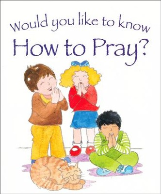 Would You Like to Know How to Pray?  -     By: Tim Dowley