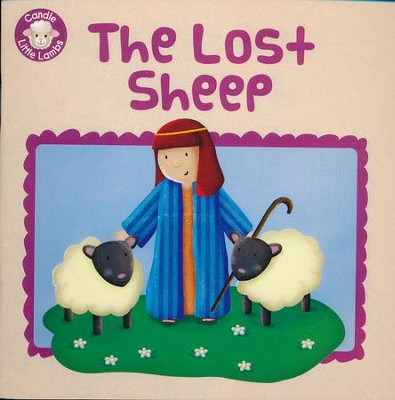 The Lost Sheep  -     By: Karen Williamson     Illustrated By: Sarah Connor