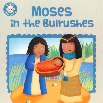 Moses in the Bulrushes  -     By: Karen Williamson     Illustrated By: Sarah Connor