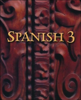BJU Spanish 3, Student Text (Updated Copyright)    -