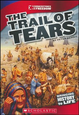 The Trail of Tears  -     By: Peter Benoit