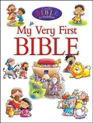 My Very First Bible  -     By: Juliet David     Illustrated By: Helen Prole