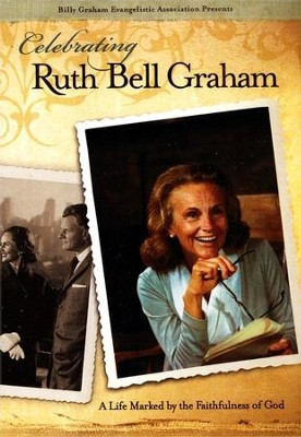 Celebrating Ruth Bell Graham, DVD   -