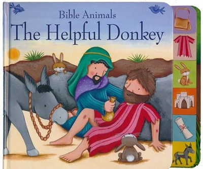 The Helpful Donkey  -     By: Josh Edwards