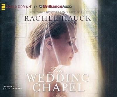 The Wedding Chapel - Unabridged audio book on CD   -     Narrated By: Windie Lanzel     By: Rachel Hauck