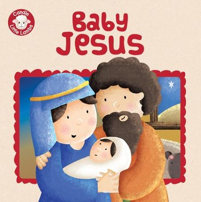 Baby Jesus  -     By: Karen Williamson