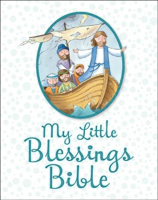 My Little Blessings Bible  -     By: Juliet David