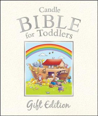 Candle Bible for Toddlers, Gift Edition  -     By: Juliet David     Illustrated By: Helen Prole