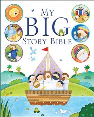 My Big Story Bible  -     By: Josh Edwards