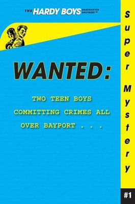 Wanted - eBook  -     By: Franklin W. Dixon