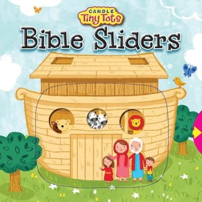 Bible Sliders  -     By: Karen Williamson