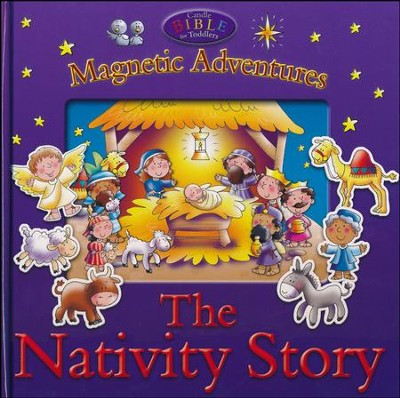 The Nativity Story-Magnetic Adventures  -     By: Juliet David