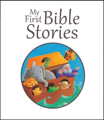 My First Bible Stories  -     By: Juliet David