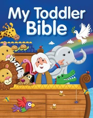 My Toddler Bible  -     By: Juliet David