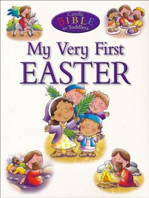 My Very First Easter  -     By: Juliet David