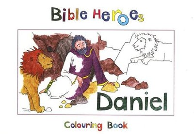 Daniel Colouring Book   -