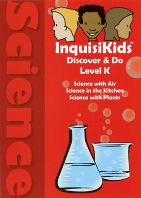 InquisiKids Discover & Do Science Level K DVD   -