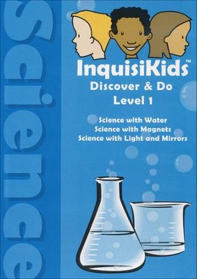 InquisiKids Discover & Do Science Level 1 DVD   -