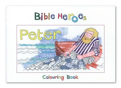 Peter Colouring Book   -