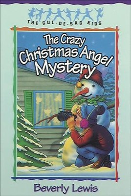 Crazy Christmas Angel Mystery, The - eBook  -     By: Beverly Lewis