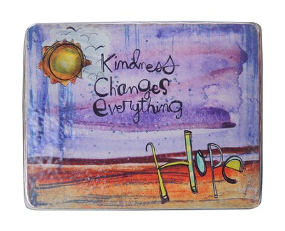 Kindness Changes Everything Magnet  -     By: Lynn Sanchelli