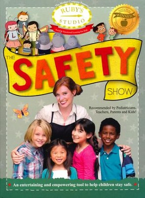 Ruby's Studio: The Safety Show  -     By: Abbie Schiller