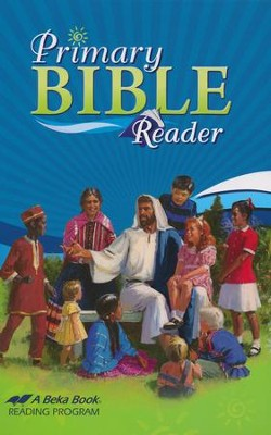 Abeka Primary Bible Reader Grade 1 (New Edition)   -