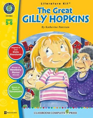 The great gilly hopkins literature kit gr 5 6 pdf download the great gilly hopkins literature kit gr 5 6 pdf download fandeluxe Images