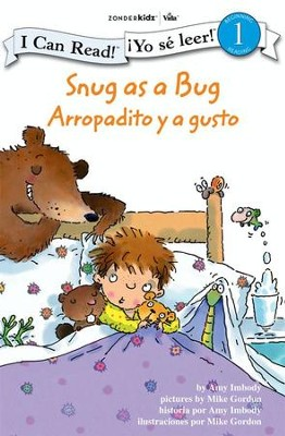 Snug as a Bug / Arropadito y a gusto: Biblical Values - eBook  -     By: Amy Imbody     Illustrated By: Mike Gordon