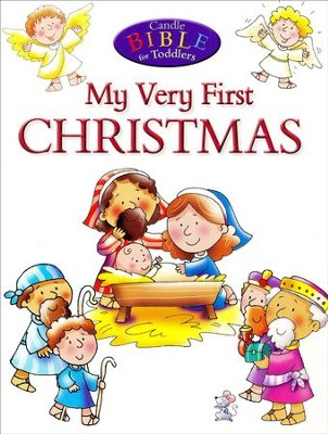 My Very First Story of Christmas  -     By: Juliet David