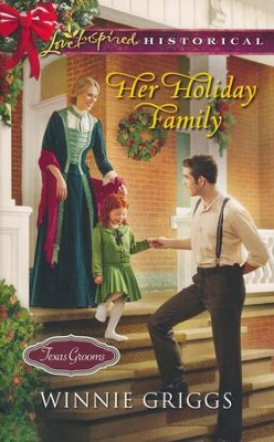 Her Holiday Family  -     By: Winnie Griggs