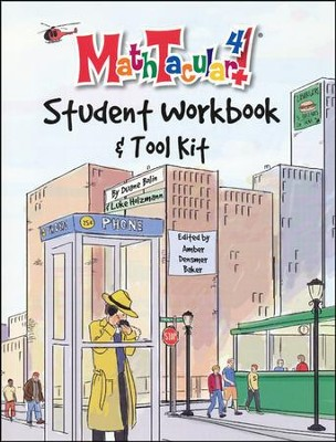 MathTacular 4, Workbook   -