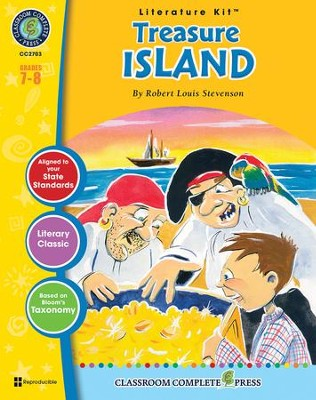 Treasure Island Literature Kit Gr 7 8 PDF Download Download